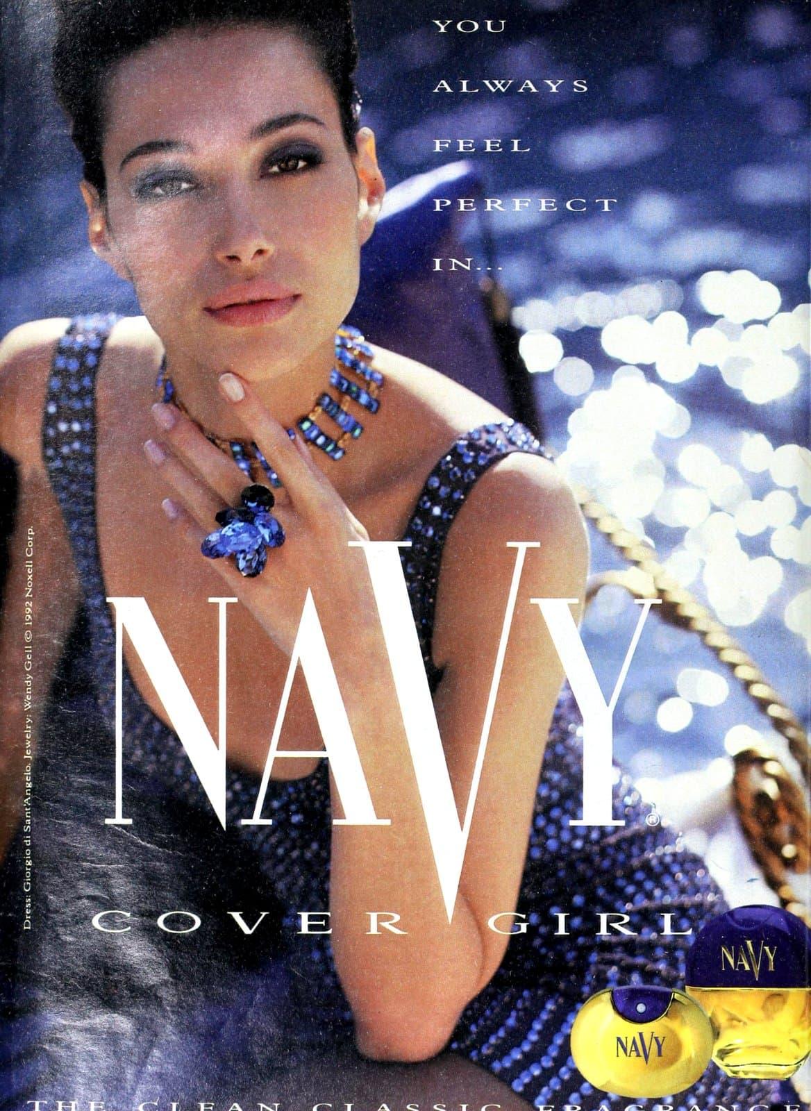 Navy perfume from Cover Girl (1992) at ClickAmericana.com