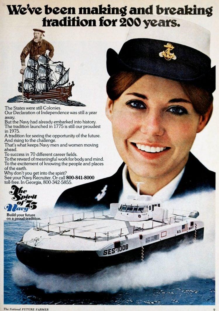 Navy recruitment 1975 (1)