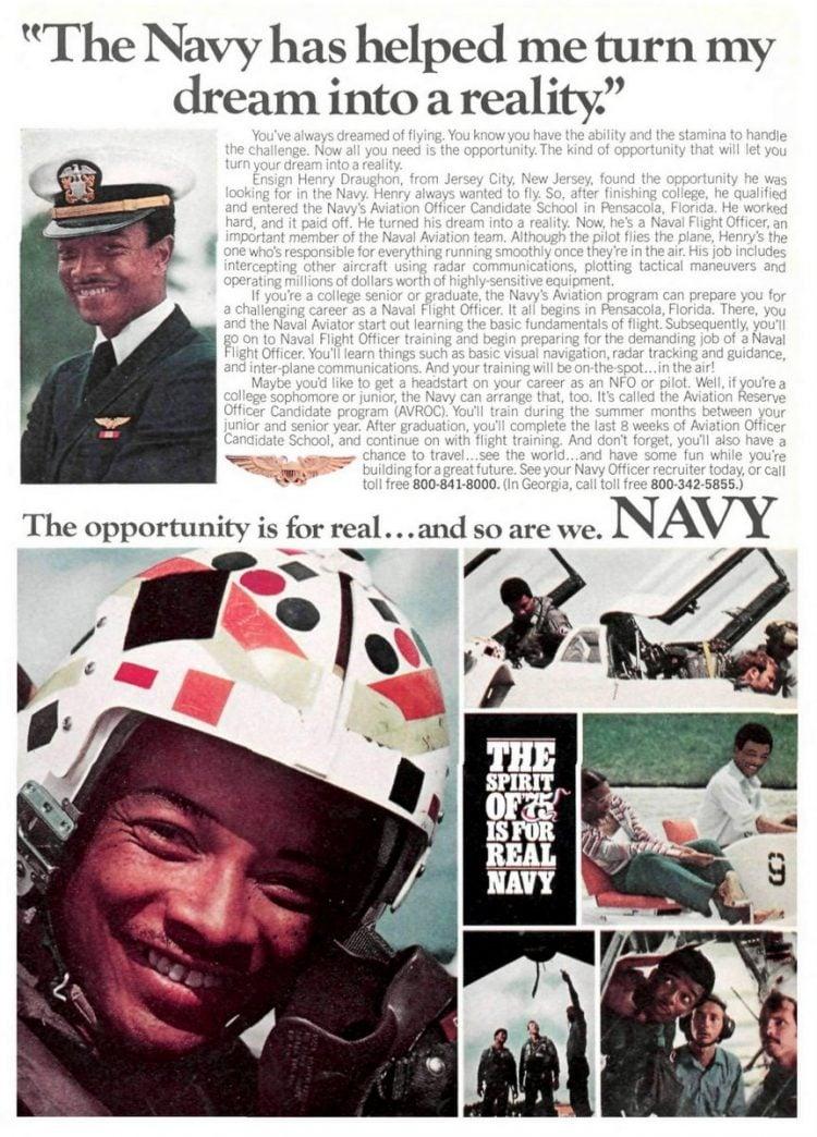 Navy recruitment 1975 (2)