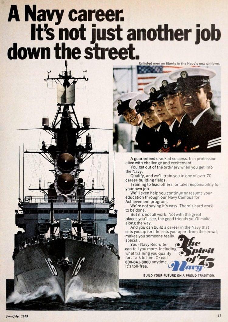 Navy recruitment 1975 (4)