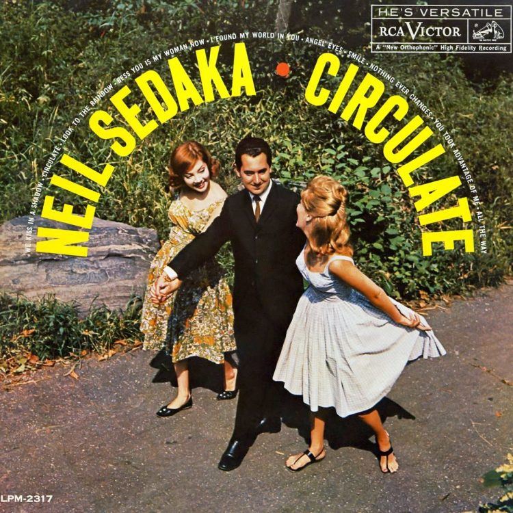 Neil Sedaka - Circulate album