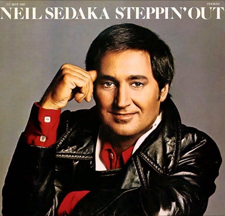 Neil Sedaka - Steppin Out album