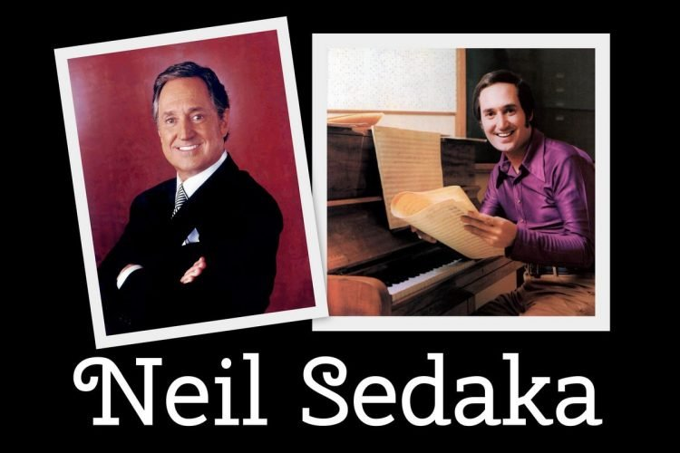 Neil Sedaka at Click Americana