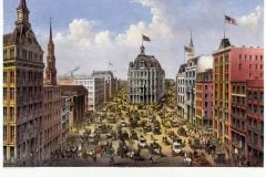 New York City in the 1880s - Victorian era NYC