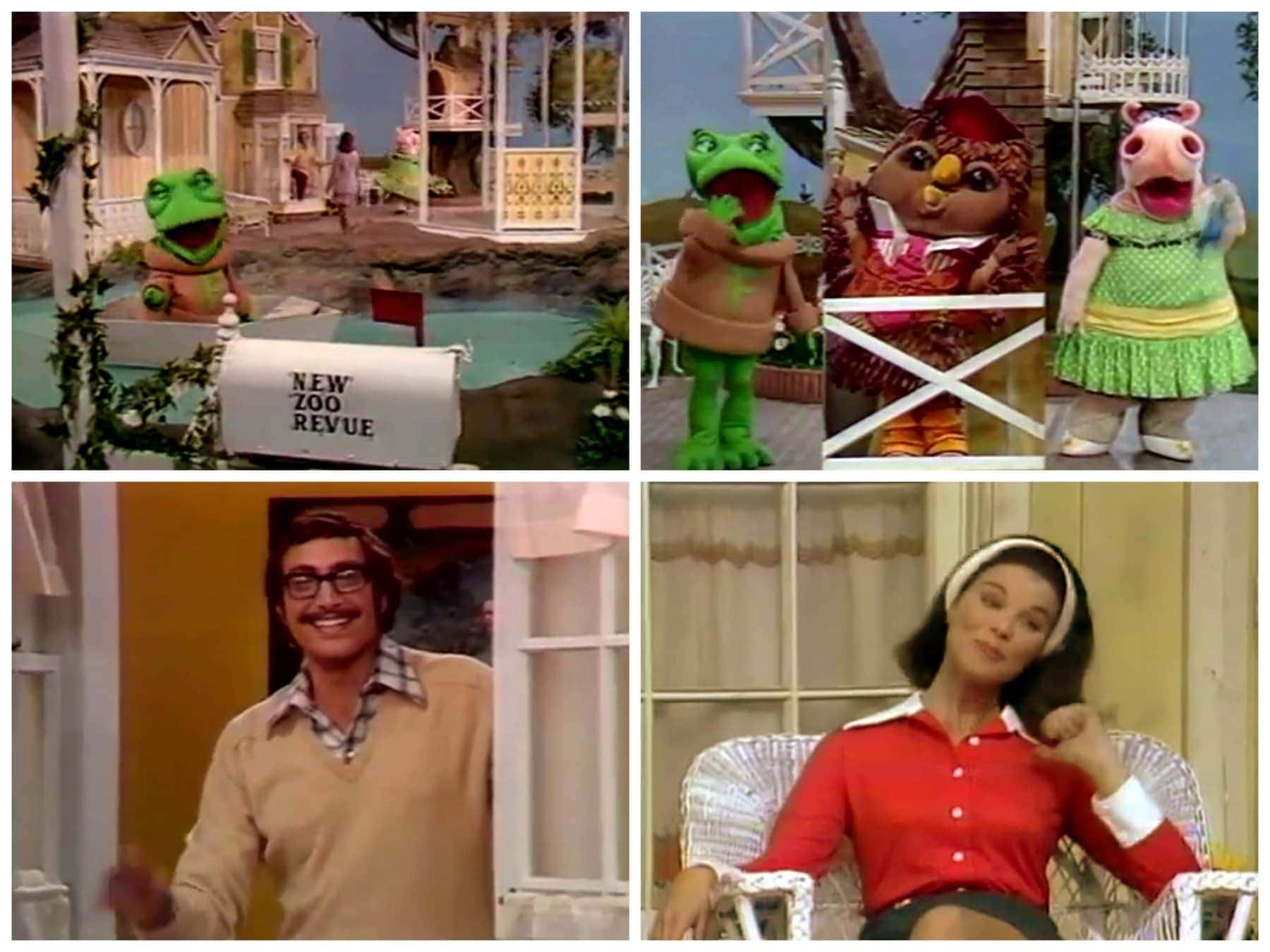 New Zoo Revue Tv show from the 70s (2)