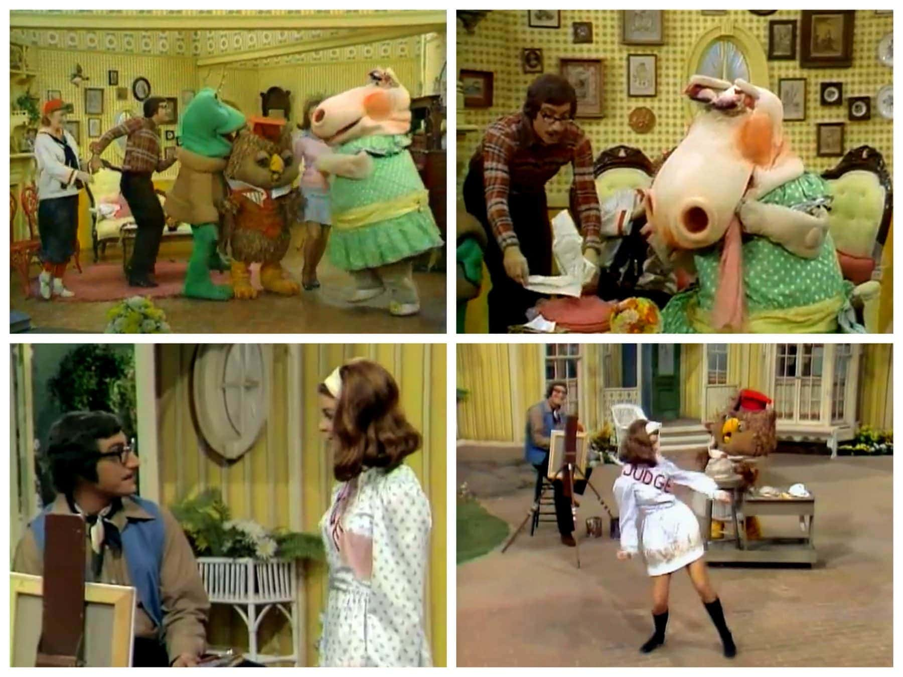New Zoo Revue Tv show from the 70s (3)