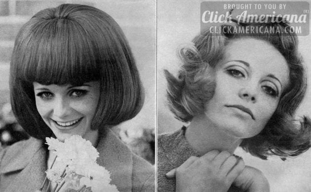 New hairstyles for 1967 Brief and breezy (1)