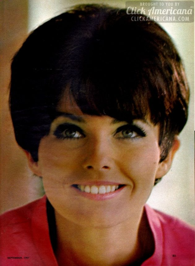 New hairstyles for 1967 Brief and breezy (2)