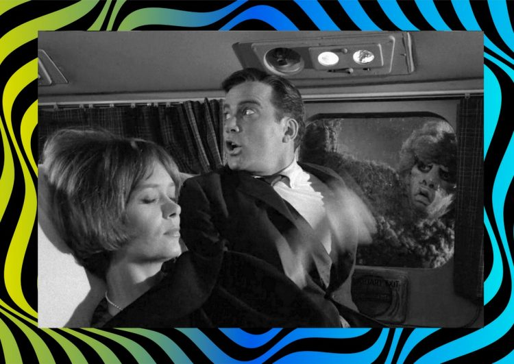 Nightmare at 20,000 Feet - 1963 Twilight Zone episode with William Shatner