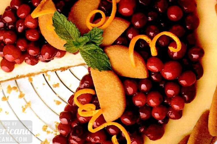 Nilla Wafers - Orange-Cranberry cheesecake dessert recipe 1994-002