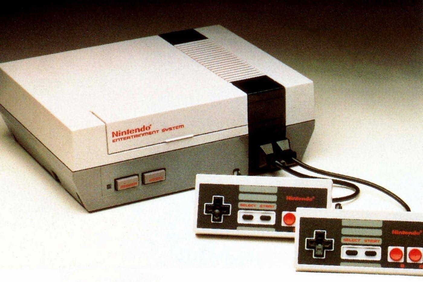 Nintendo Entertainment System NES 1987