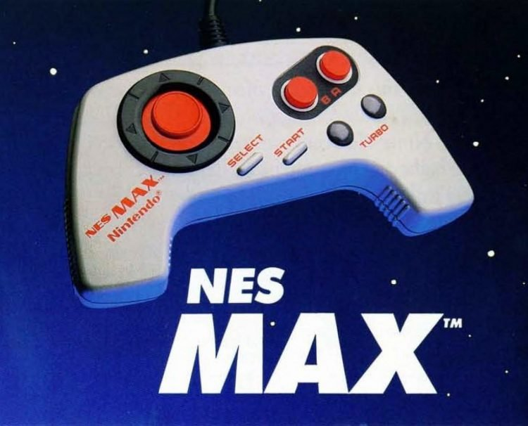 Nintendo Entertainment System NES Max 1988