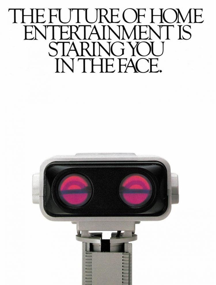 Nintendo robot 1985