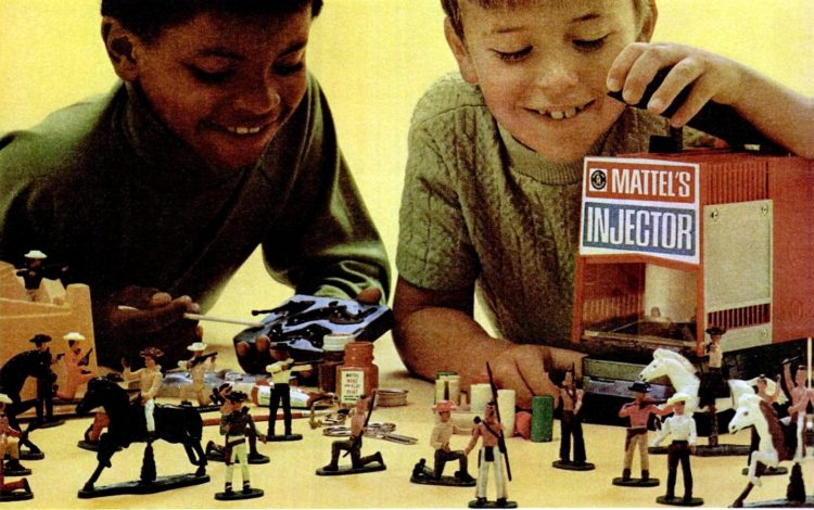 Nov 14, 1969 Mattel space toys and cowboys-001