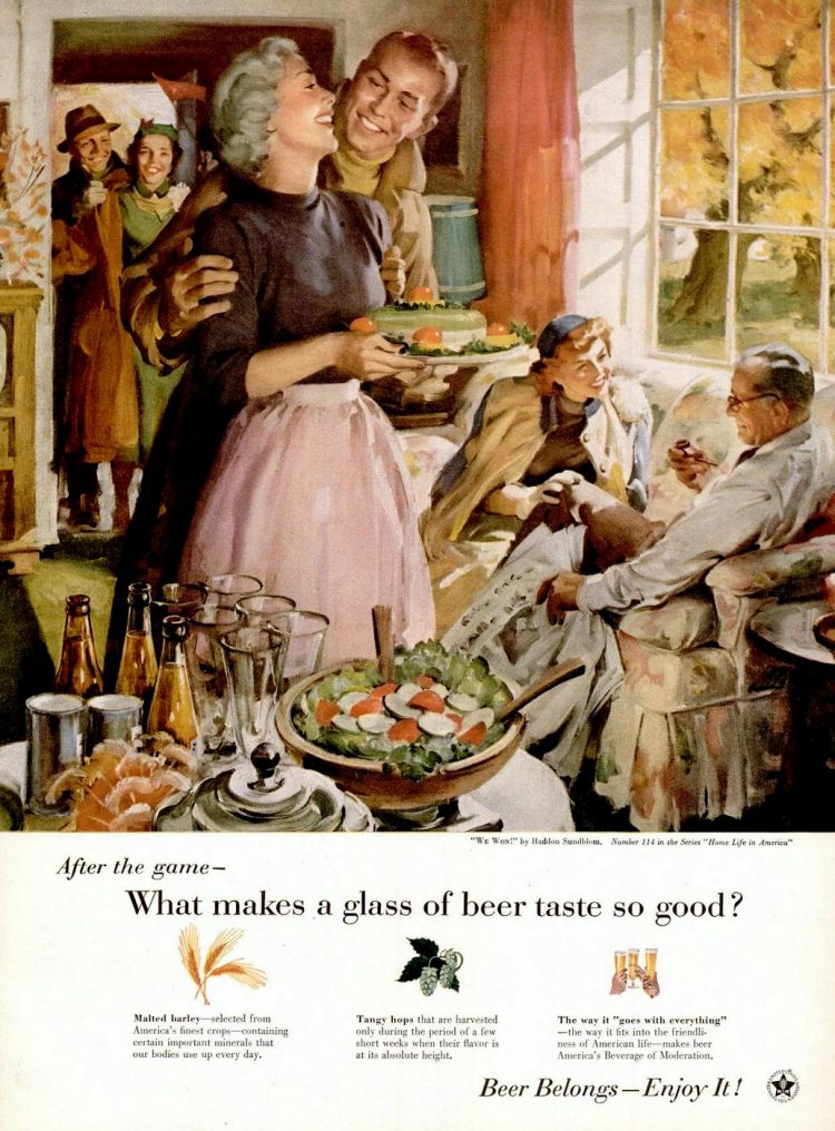 Nov 21, 1955 Beer