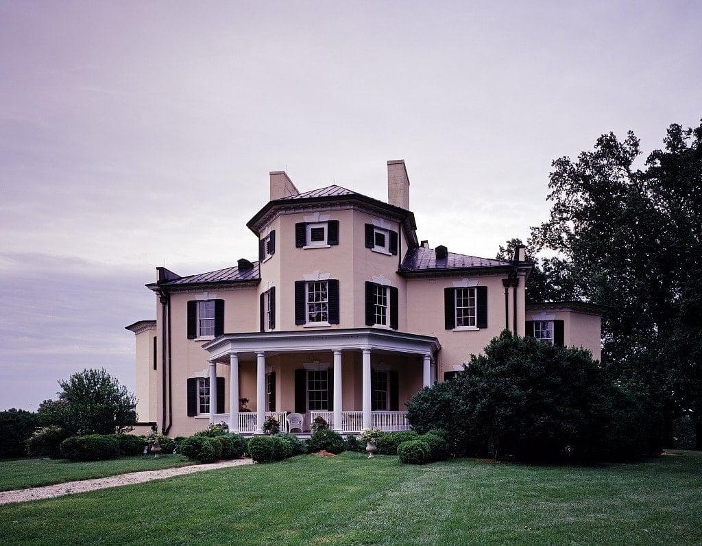 Oatlands mansion, Leesburg, Virginia