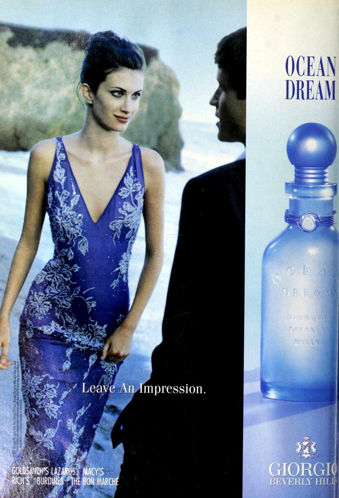 Ocean Dream perfume from Giorgio Beverly Hills (1995) at ClickAmericana com