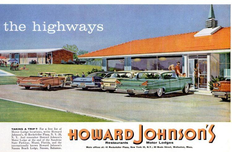 Oct 19, 1959 Howard Johnson's restaurant (1)