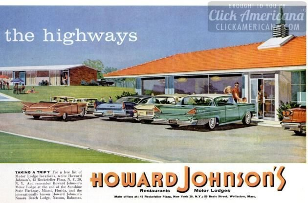 Oct 19, 1959 Howard Johnson's restaurant (1)