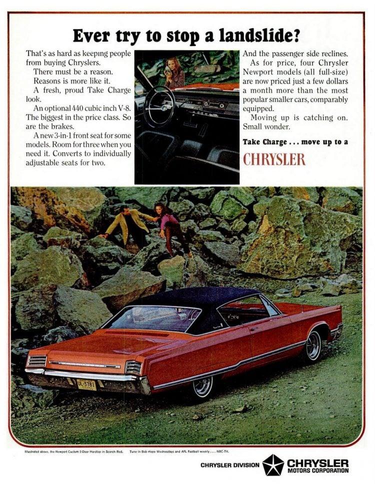 Oct 21, 1966 Chrysler Newport