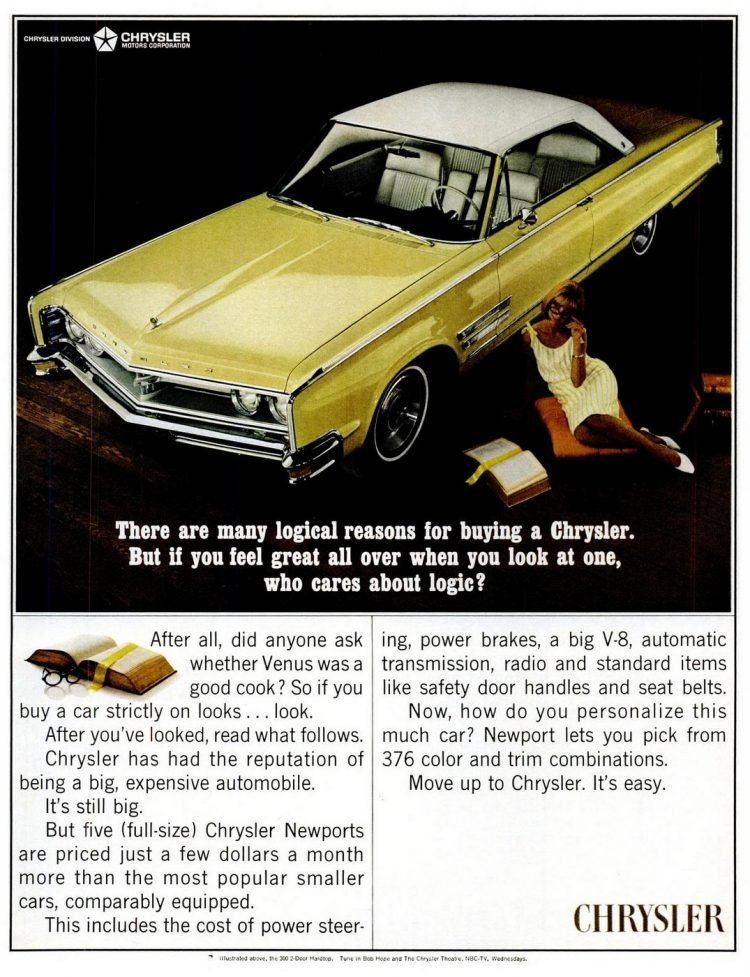 Oct 29, 1965 '66 Chrysler Newport