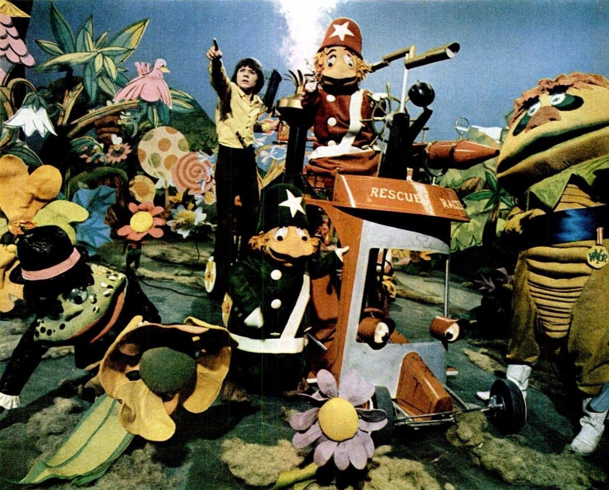 Oct 31, 1969 H R Pufnstuf Krofft TV for kids