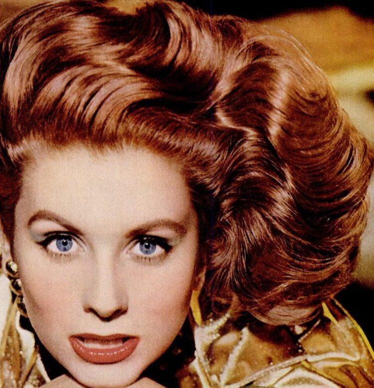 Oct 7, 1957 Bliss haircolor beauty