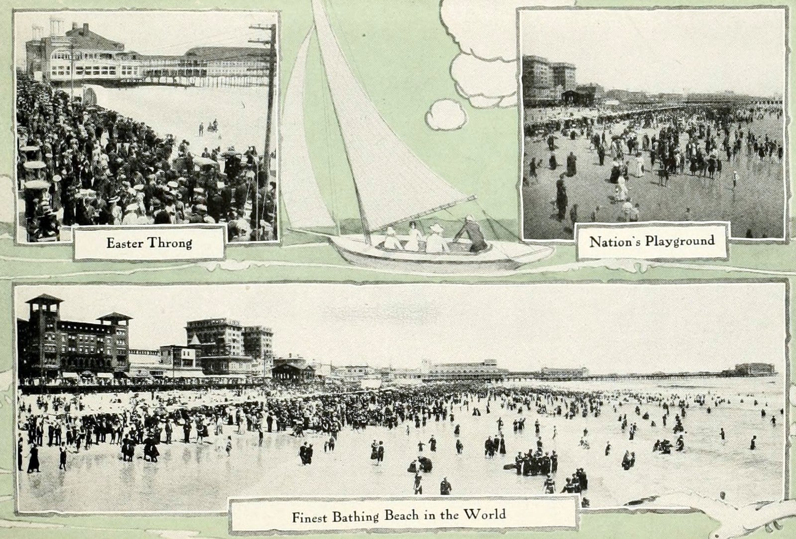 Old Atlantic City and the Jersey Shore around 1911 (3)