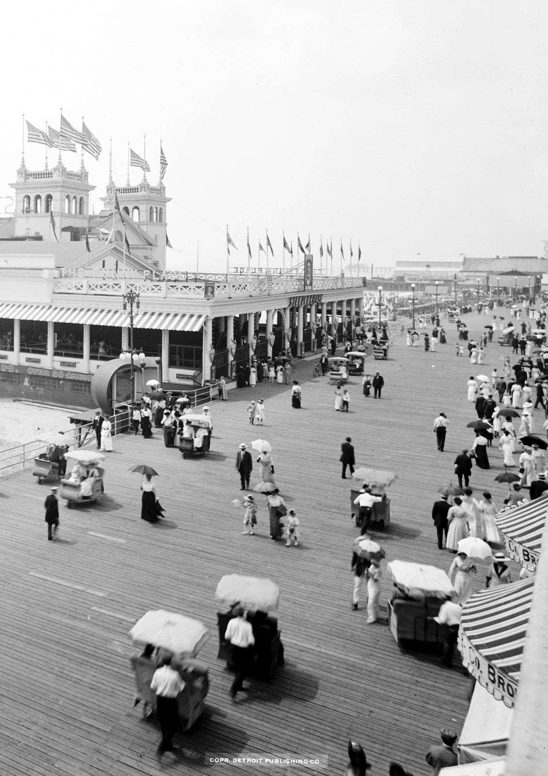Old Atlantic City at the turn of the century (3)
