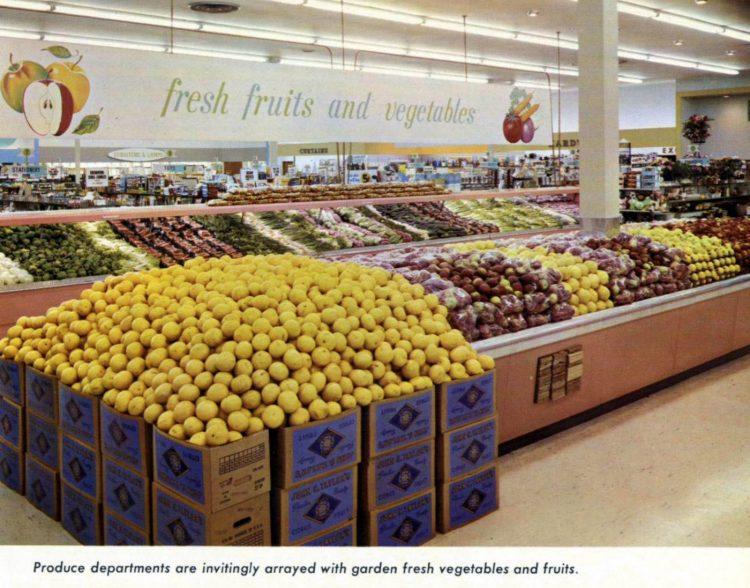 Old Big Bear supermarket - 1960 10