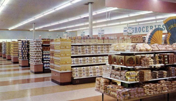 Old Big Bear supermarket - 1960 15