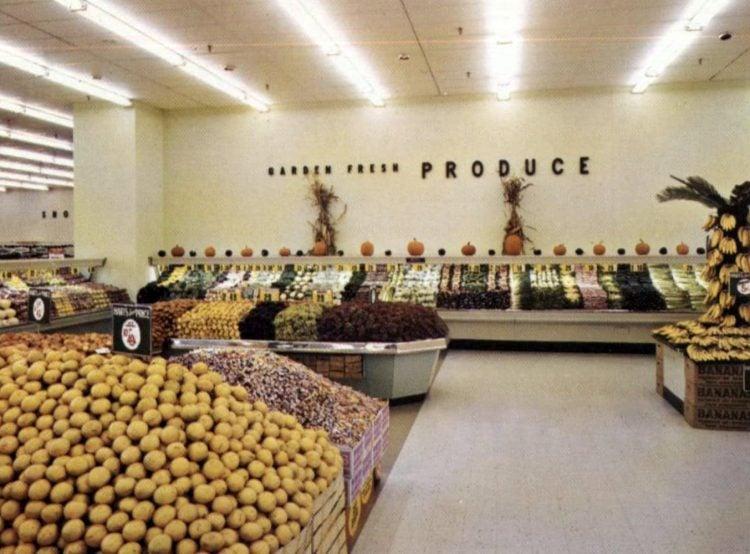 Old Big Bear supermarket - 1963 9