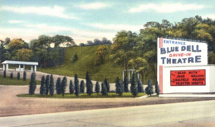 Blue Dell Drive-In Theatre