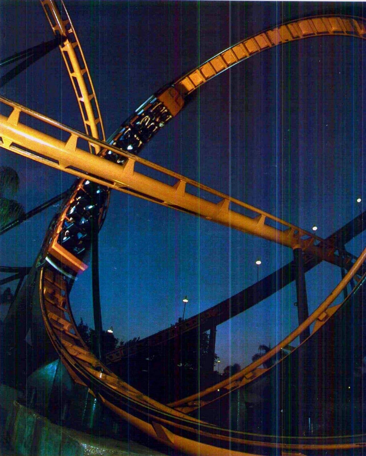 Old Busch Gardens amusement park - Tampa 1980s (1)