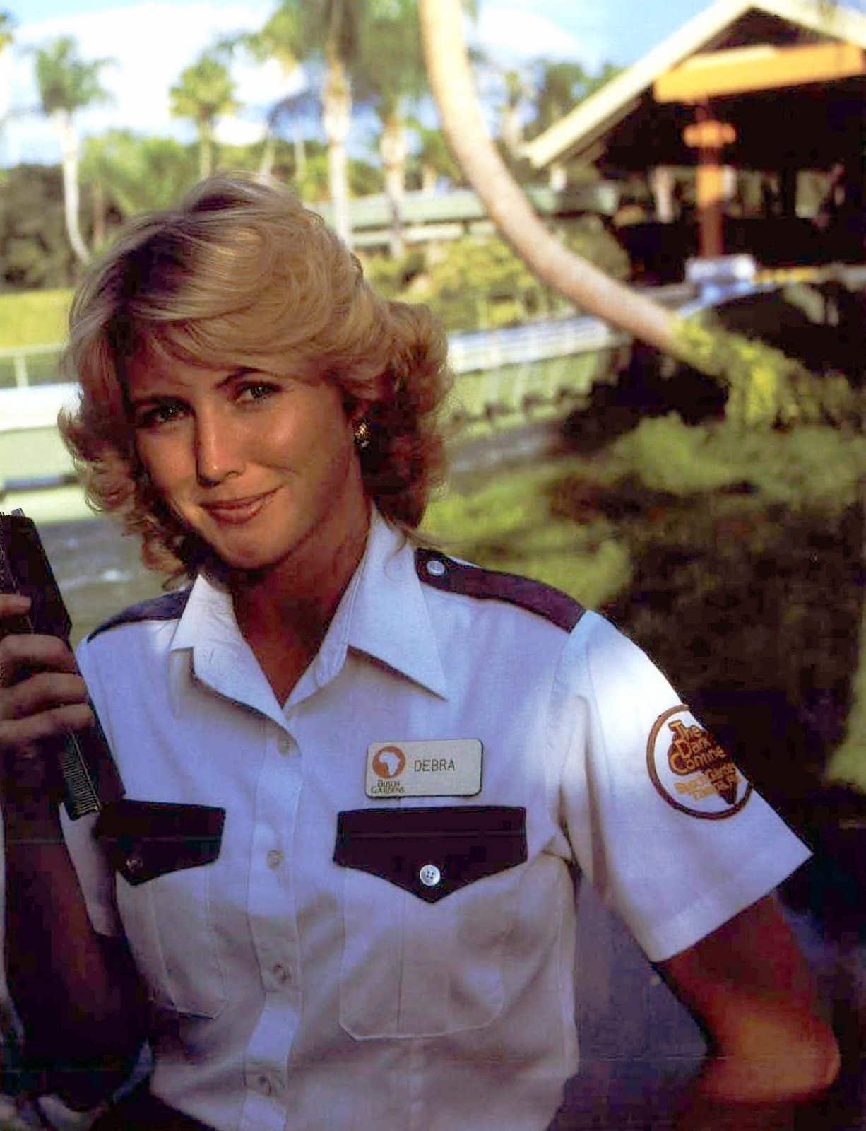Old Busch Gardens amusement park - Tampa 1980s (2)