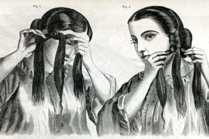 Old Civil War-era hairstyles from 1862 (1)