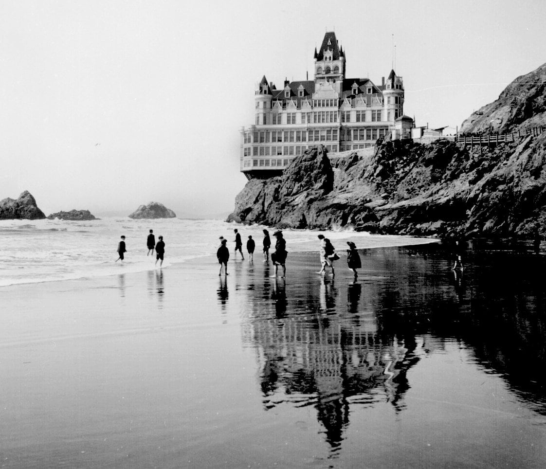 Old Cliff House - San Francisco