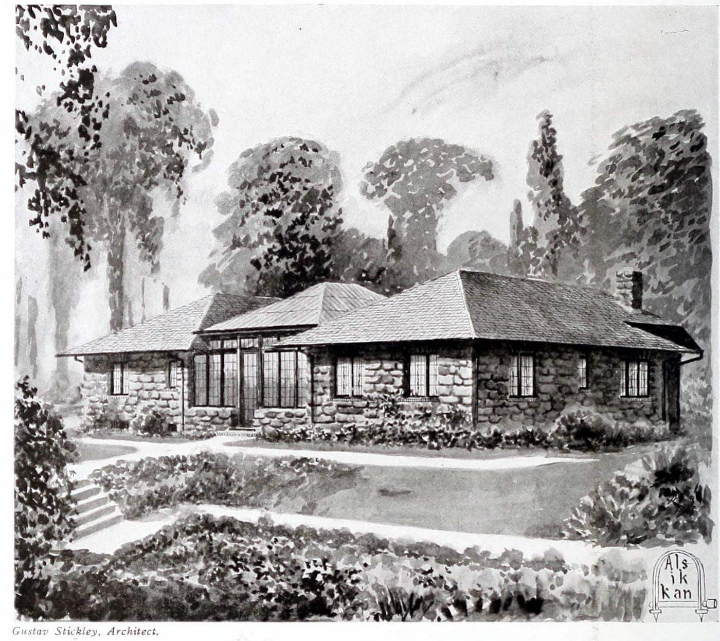 Old Craftsman-style home (1)