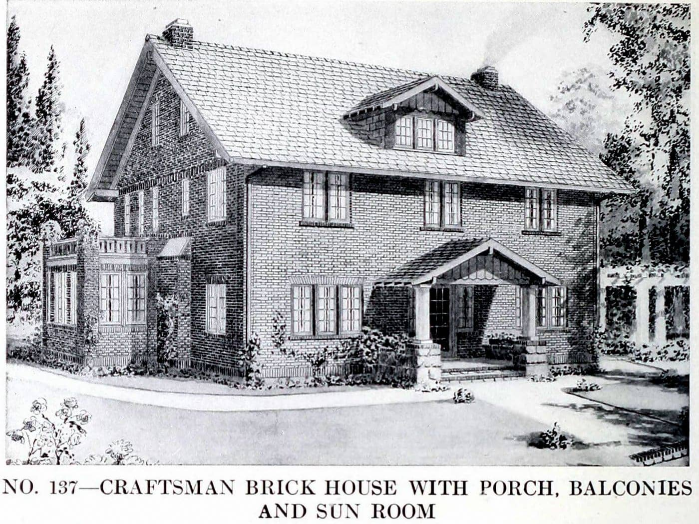 Old Craftsman-style home (14)