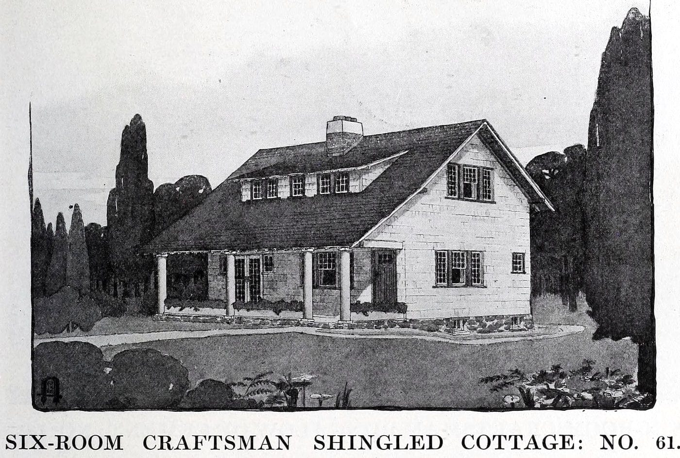 Old Craftsman-style home (17)