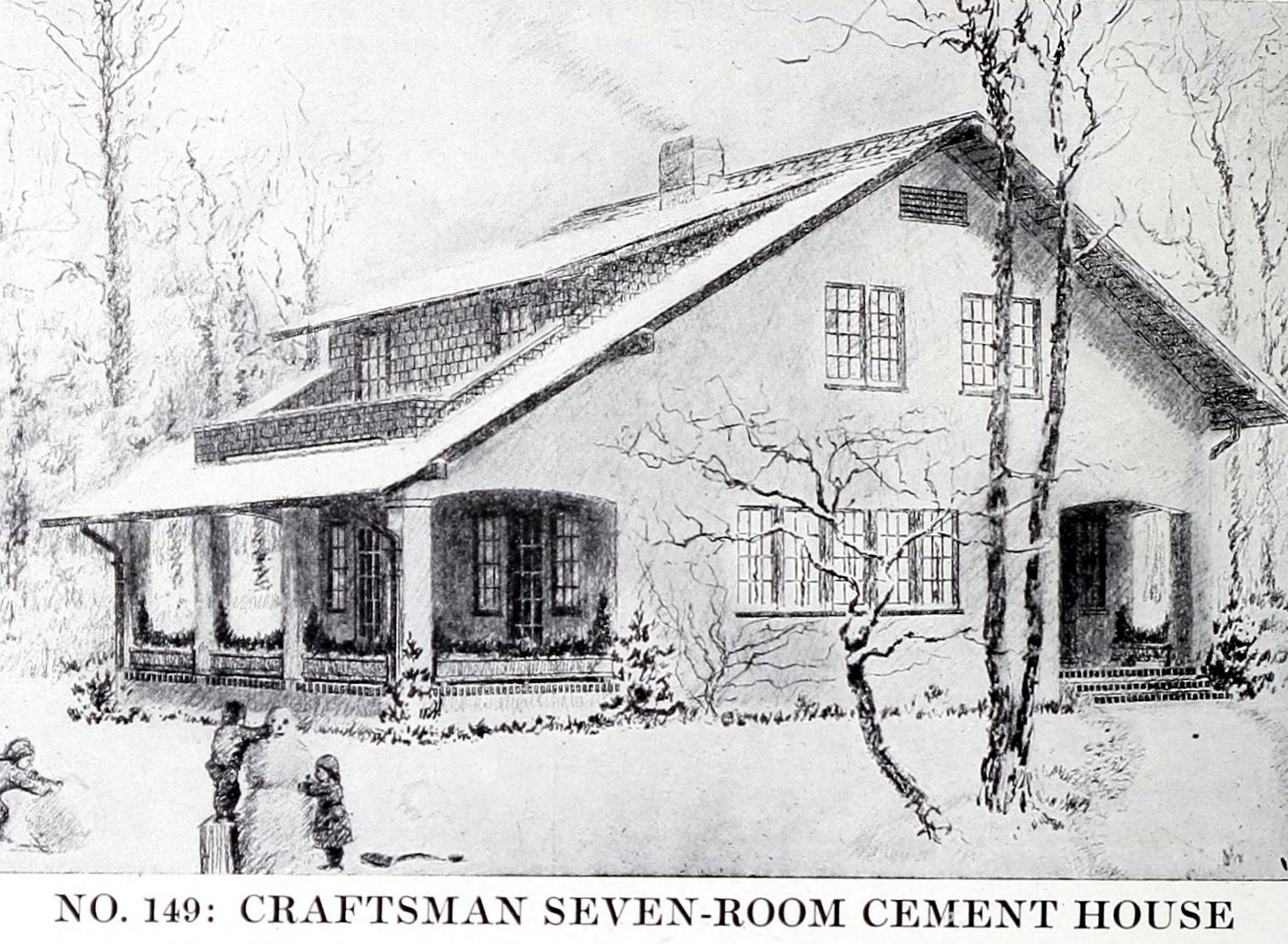 Old Craftsman-style home (20)