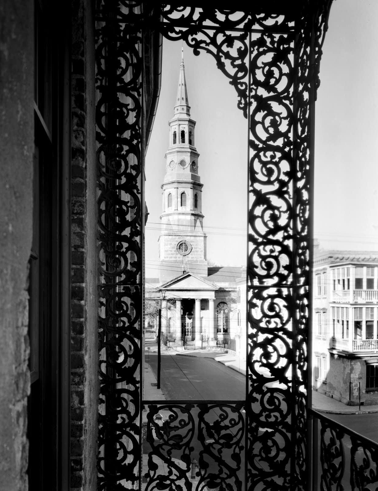 Old Dock Street Theatre Charleston, South Carolina (1930s)