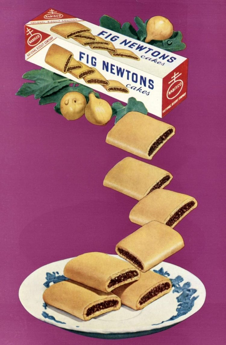 Old Fig Newtons from 1952