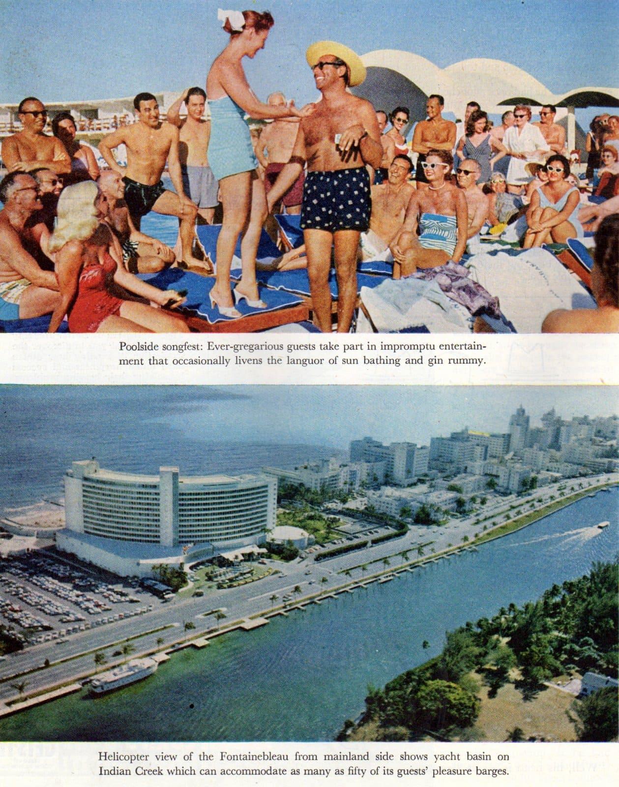 Old Florida fun in 1957