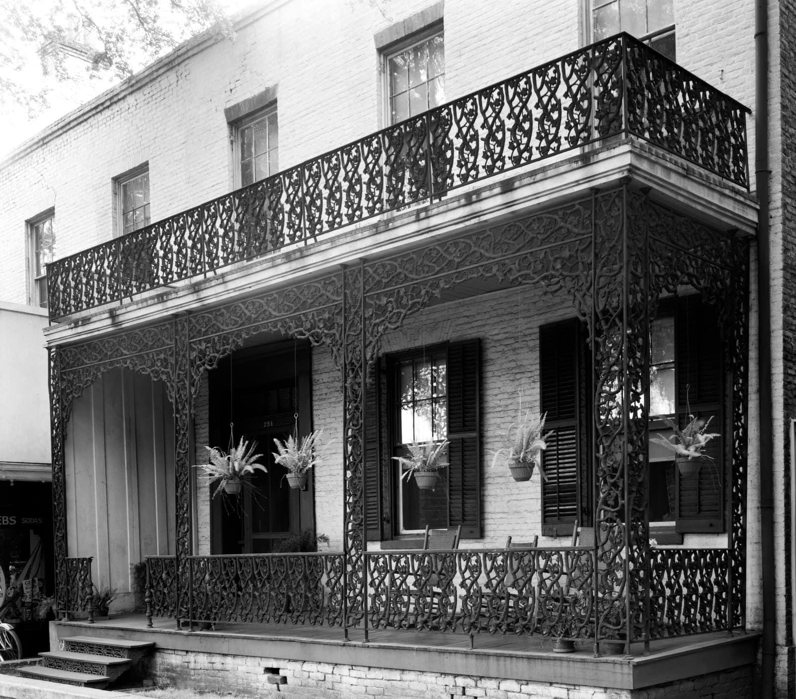 Old Maybrick House - Mobile, Alabama (1939)