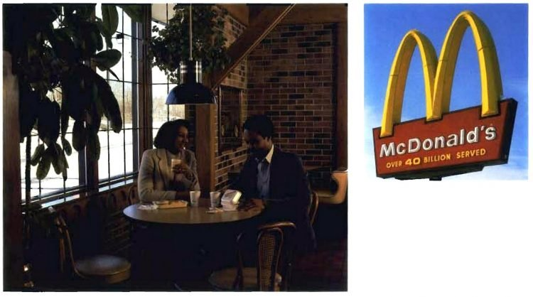 Old McDonald's resturants in the 1980s (1)