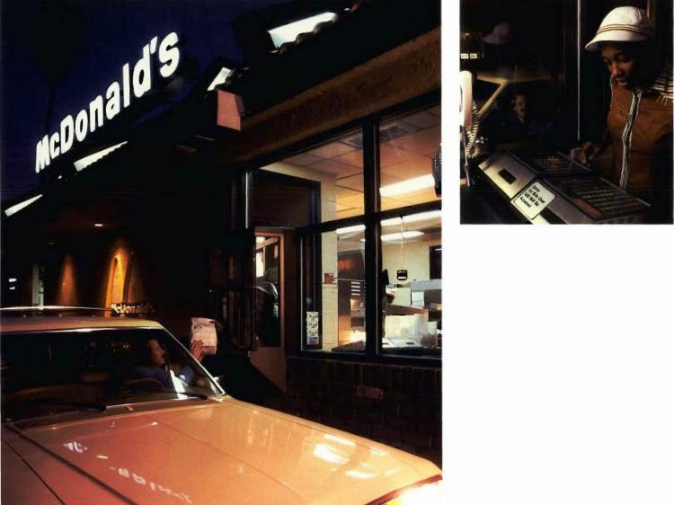 Old McDonald's resturants in the 1980s (2)