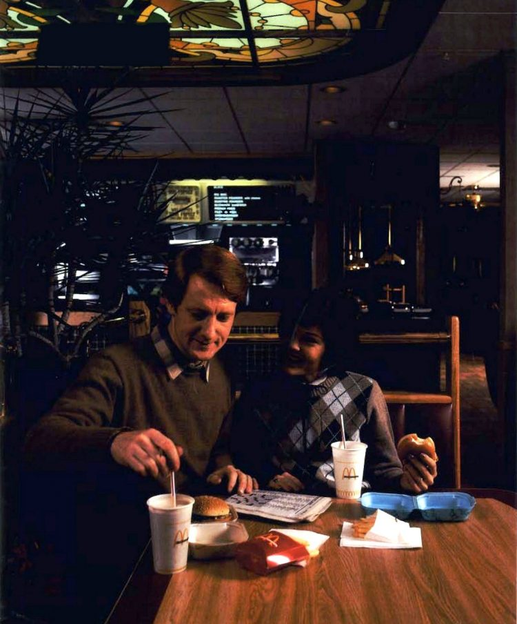 Old McDonald's resturants in the 1980s (8)