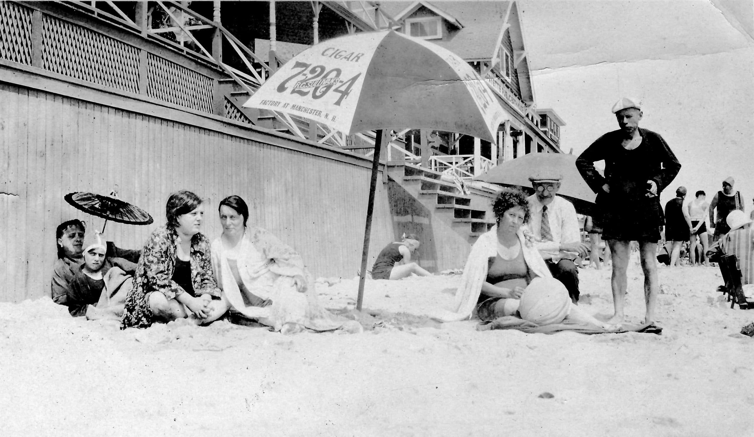 Old Orchard Beach, Maine (1929)
