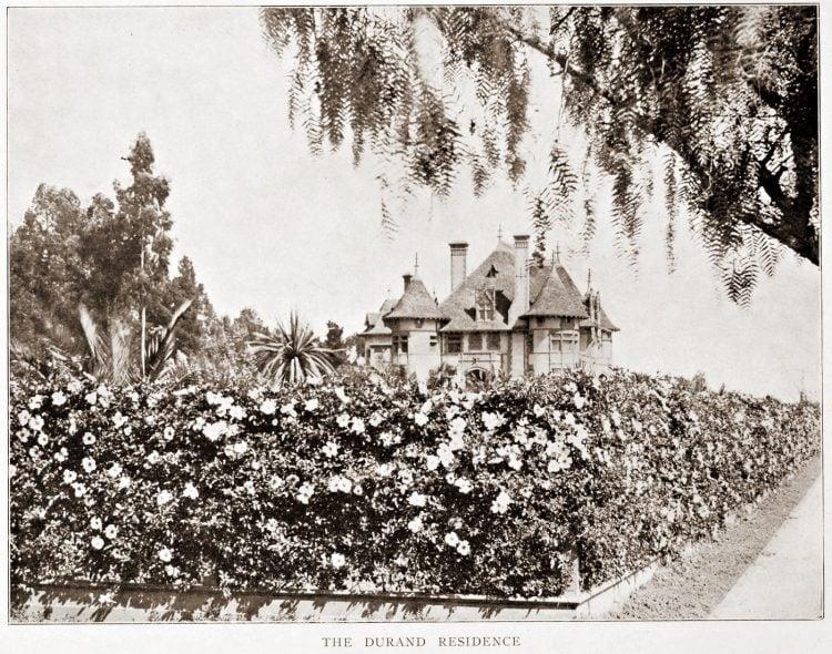 Old Pasadena - Durand residence